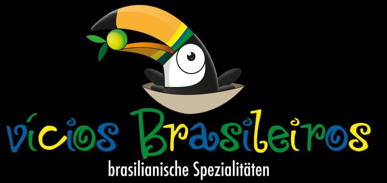 Vicios Brasileiros - Brasilianische Spezialitäten-Logo