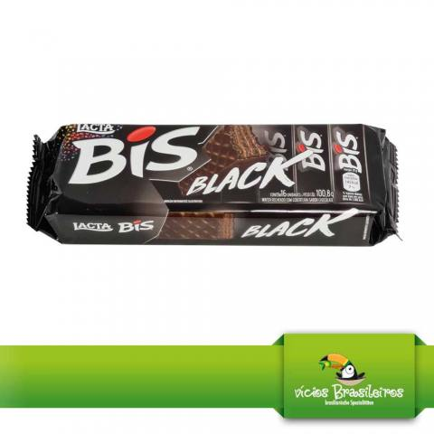 Chocolate BIS black - Lacta - 126gr