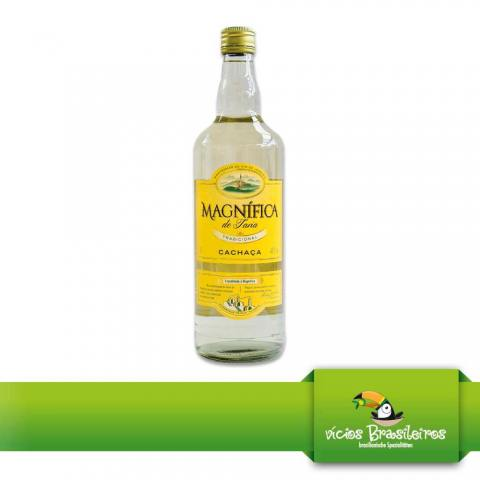 Cachaca Magnifica Traditional - 1000ml - 40%Vol.