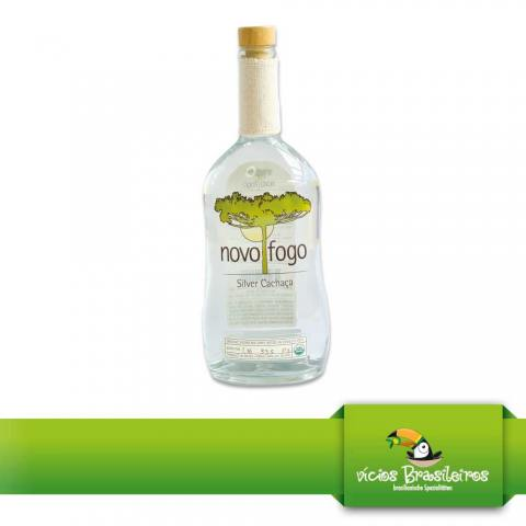 Cachaca No Fogo Silver – 700ml – 40% Vol.