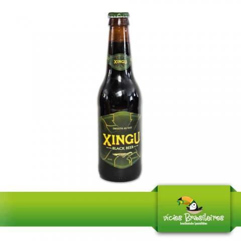 Xingu Black Beer - 355ml - 4,6% Vol.
