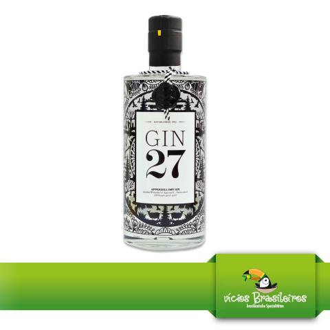 Gin 27 Appenzeller - 700ml - 43%Vol.