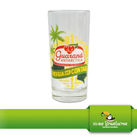 Guarana Antarctica Glas - 311ml
