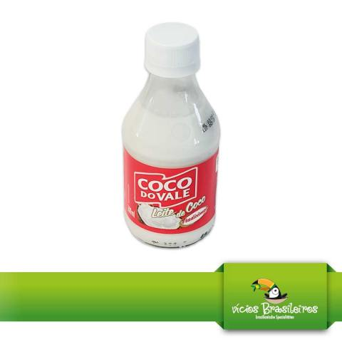 Leite de Côco - Coco do Vale - 200ml