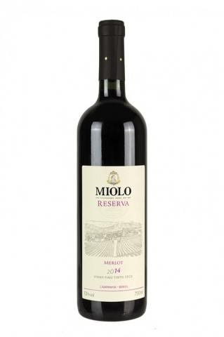 Merlot -  Miolo - 13% Vol. - 750 ml - 2015
