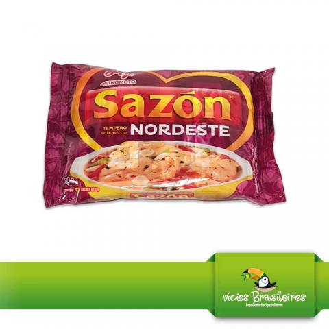 Tempero Sabor do Nordeste - Sazon - 60gr