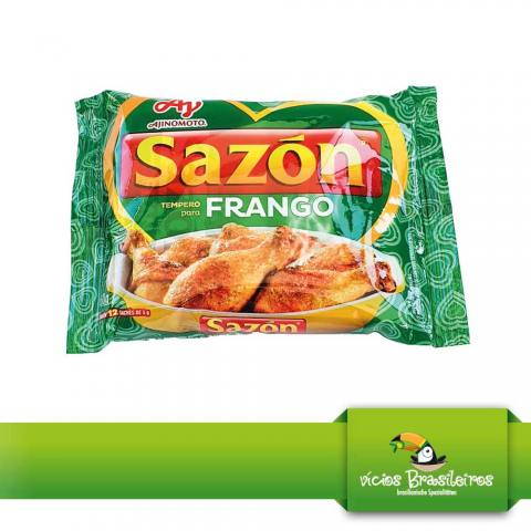 Tempero  verde  -  Sazon  -  60gr