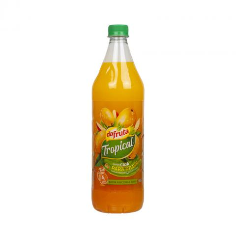 Concentrado de Caja - Tropical Dafruta - 950ml