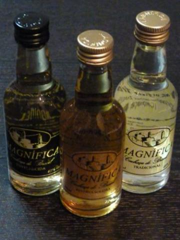 Cachaca Magnifica Miniaturen Set - 3 x 50ml