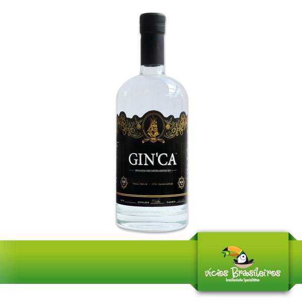 Ginca – Peruvian Gin – 40% Vol. – 700ml